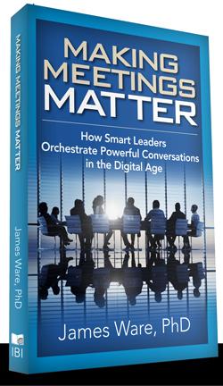 making meeting matter book